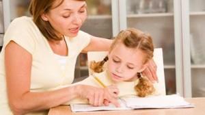 Как помочь ребенку справиться с домашними заданиями