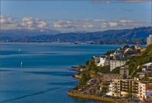 Туры на остров Южный, Новая Зеландия