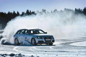 автомобильные курсы контраварийного зимнего вождения