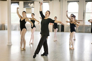 професси танцор