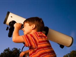 телескоп для ребенка