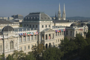 University of Vienna_main building_front