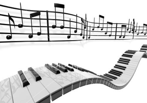 музыка ноты картинки