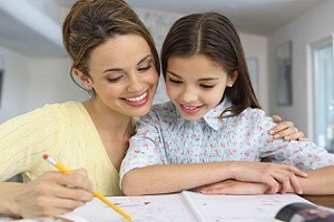 Учим ребёнка делать уроки правильно