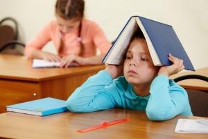 Привыкание первоклассника к школе