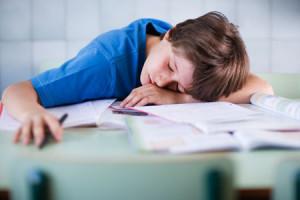 Влияние сна на учебу