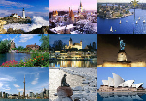 Увлекательные факты об учёбе в различных странах