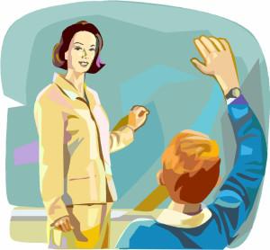 Учитель – это не просто воспитатель, но и друг. Часть 1