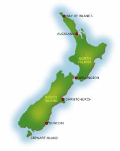 Новая Зеландия – языковые курсы