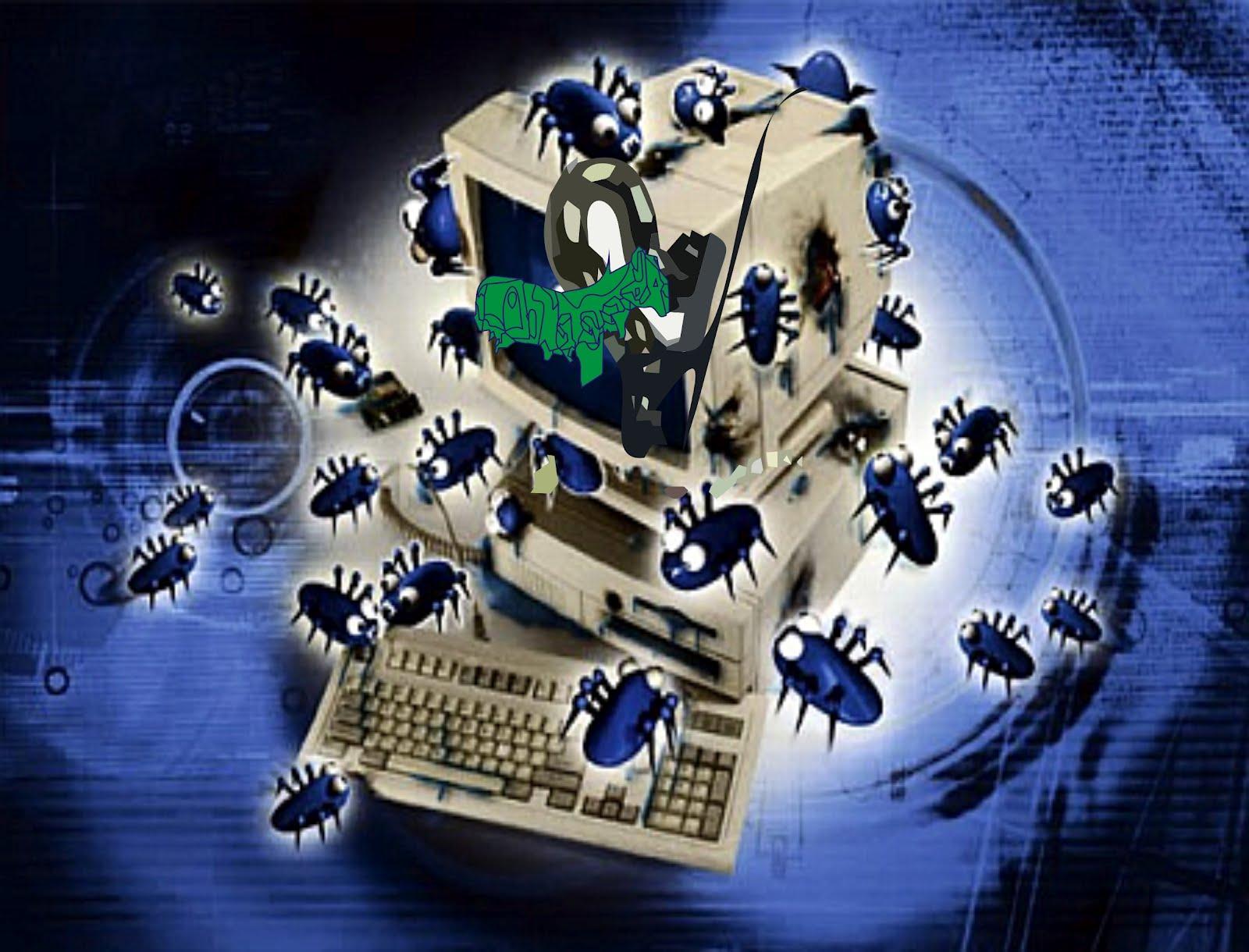 Скачать Вирус На Компьютер