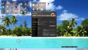 Описание программы для записи видео с экрана монитора