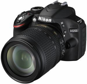 Современная портативная фотокамера от Nikon