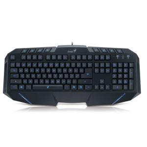 Бюджетная игровая клавиатура KB-G265 от Genius
