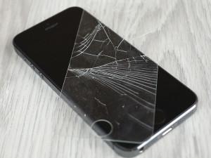Замена стекла смартфона