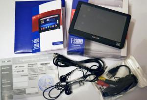 Как должен выглядеть современный мультимедийный плеер на примере TeXet T-930HD