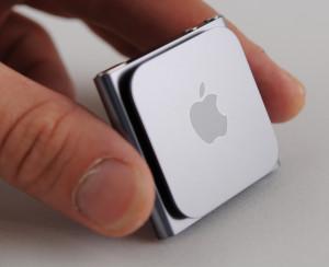 Миниатюрный mp3 плеер под известным названием Apple iPod nano 6g