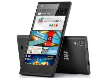 Мощный флагманский телефон T100s от компании THL