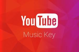 Сервис YouTube Music Key от Google