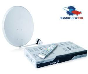 Условия установки комплекта Tricolor TV