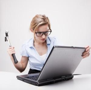 Частые причины неисправностей ноутбука и основные ремонтные услуги