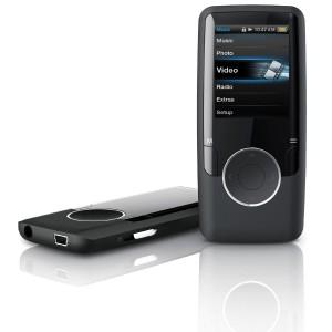 Ergo Zen modern 2GB Black - идеальный мп3-плеер для любителей современных технологий