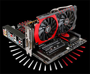 MSI GeForce GTX 980 Gaming 4G – новая геймерская видеокарта на базе графического чипа GTX 980 от Nvidia