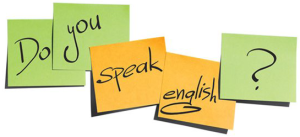Начало изучения английского