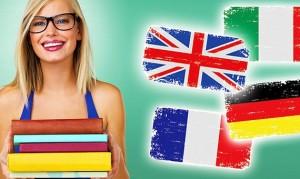 Эффективный способ учить сразу два иностранных языка