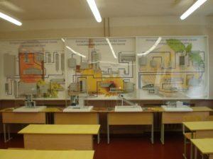 Учебно-лабораторные стенды для ВУЗов